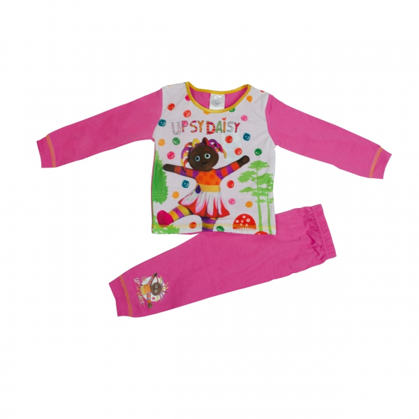 In The night Garden 12 Months - 4 Years Snuggle Fit Pyjama Set