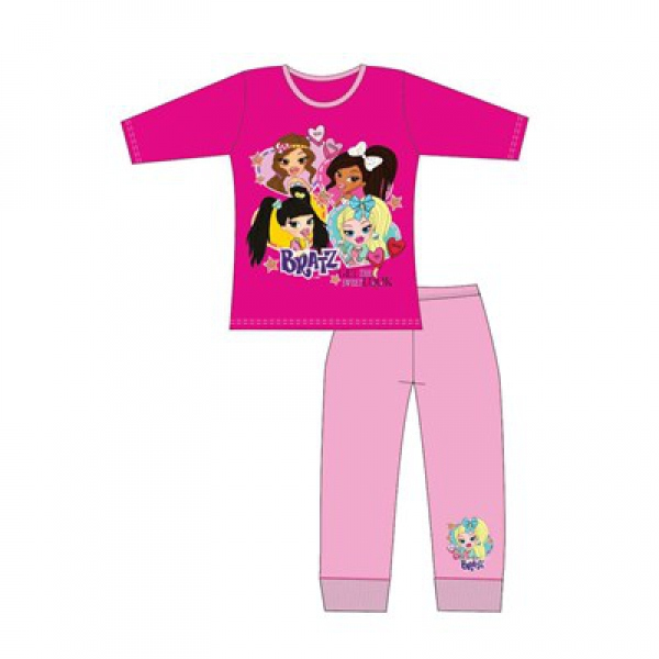 Bratz 'Dolls' 4-5 Years Pyjama Set
