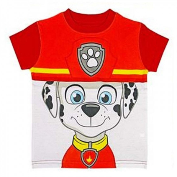 Paw Patrol 'Marshall' with Mask 2-3 Years T Shirt