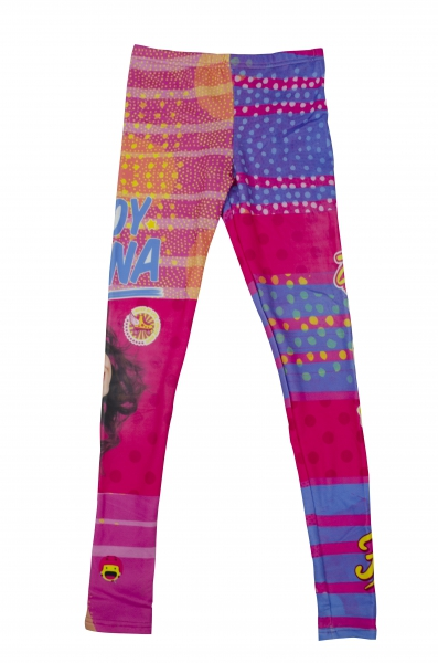 Soy Luna Blue 8 Years Leggings