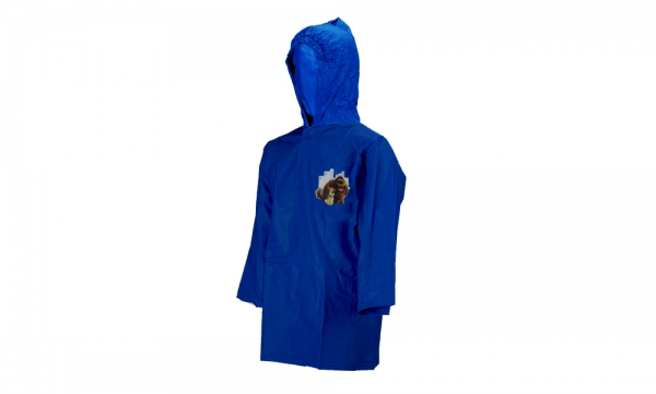 The Secret Life of Pets Dark Blue 6 Year Raincoat