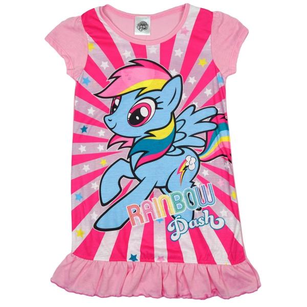 My Little Pony 'Rainbow Dash' Nightie 3 4 Years