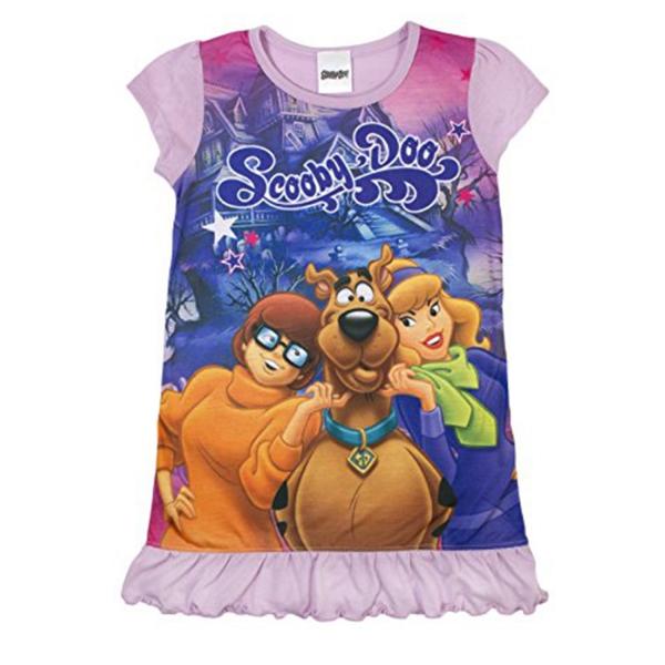 Scooby Doo 'Girls' Nightie 2 3 Years