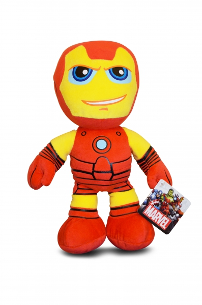 Marvel Superheroes 'Iron Man' 12 inch Plush Soft Toy