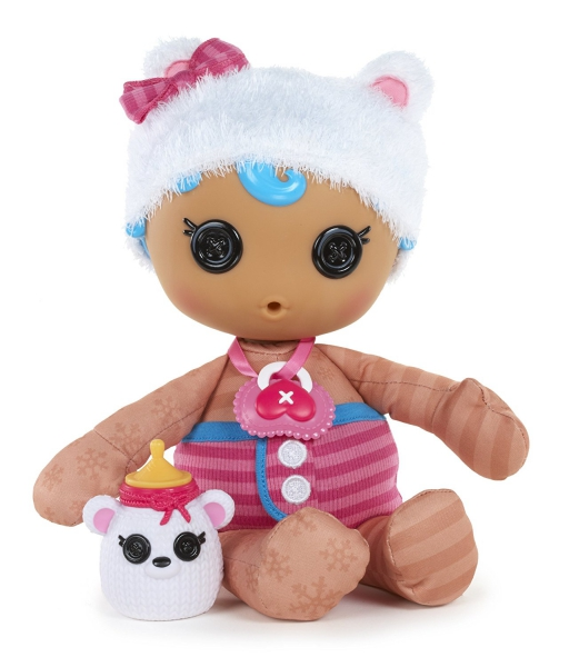 Lalaloopsy Babbies 'Mittens Fluff N Stuff' Plush Doll Toy