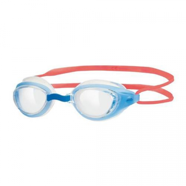 Sonic Air Junior 'Blue & Red' Swimming Goggles 6-14 Years Pool
