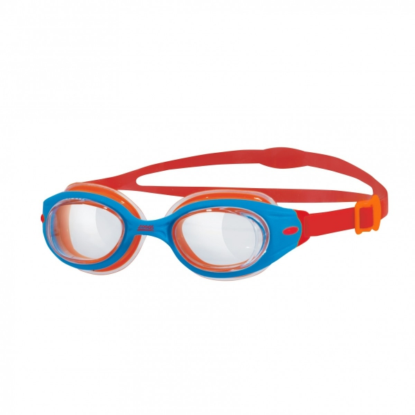 Little Sonic Air 'Blue' Swimming Goggles 0-6 Years Pool