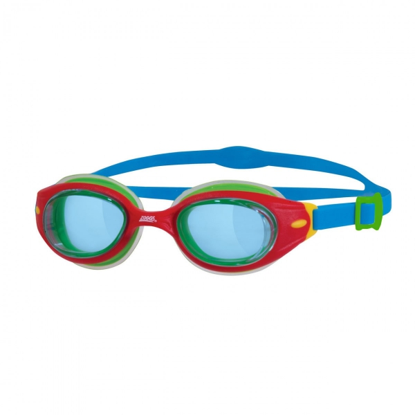 Little Sonic Air 'Red' Swimming Goggles 0-6 Years Pool