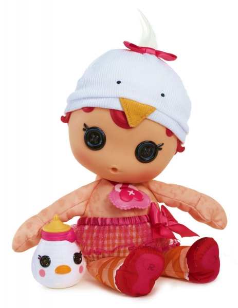 Lalaloopsy Babbies 'Tippy Tumblelina' Plush Doll Toy