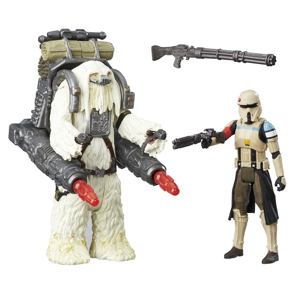 Disney Star Wars Rogue One 'Scarif Stormtrooper & Moroff' Action Figure Toy