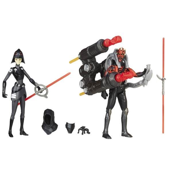 Disney Star Wars Rogue One 'Seventh Sister Inquisitor & Darth Maul' Action Figure Toy