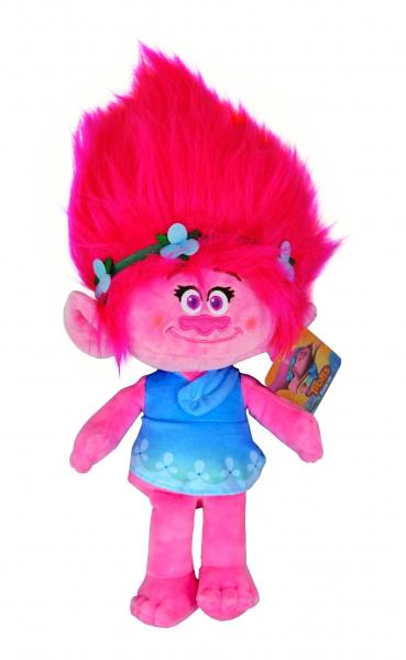 Trolls 'Princess Poppy' 12 inch Plush Soft Toy