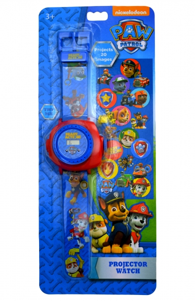 Paw Patrol Boys 'Projector' Digital Wrist Watch