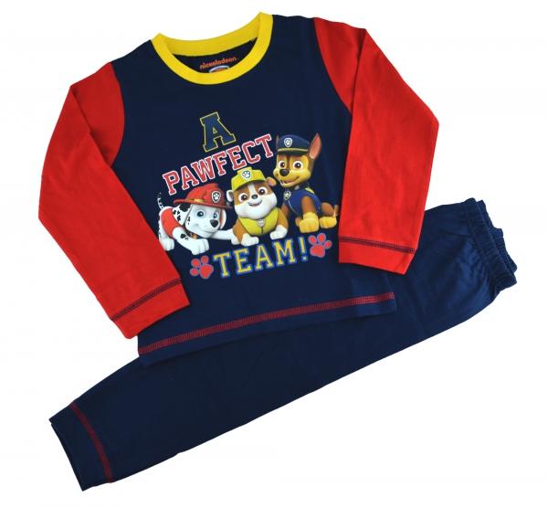 Paw Patrol 'Team' Boys 12 Months - 4 Years Snuggle Fit Pyjama Set