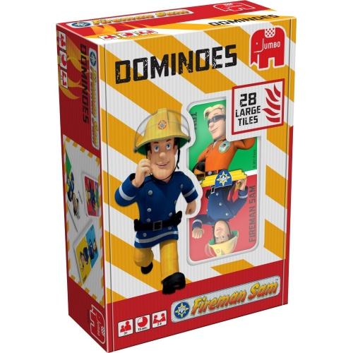 Fireman Sam Domino Puzzle