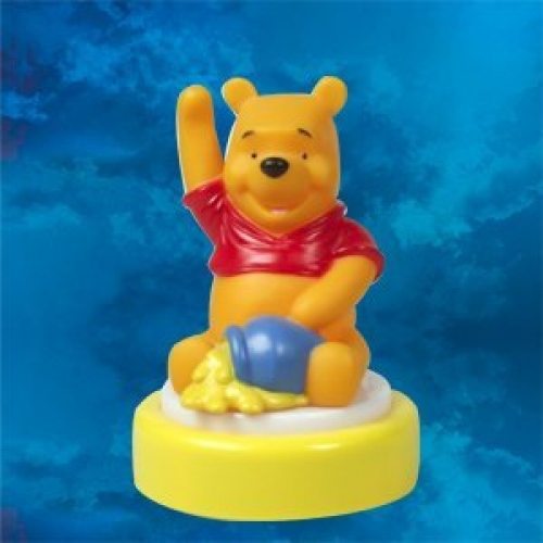 Disney Winnie The Pooh Push Light