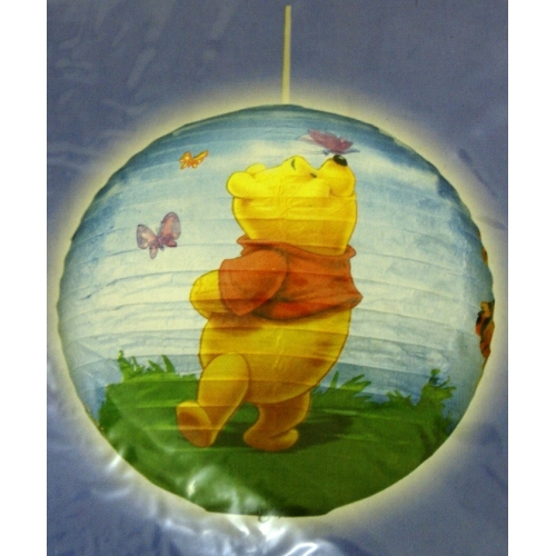 Disney Winnie The Pooh Paper Shade Lighting