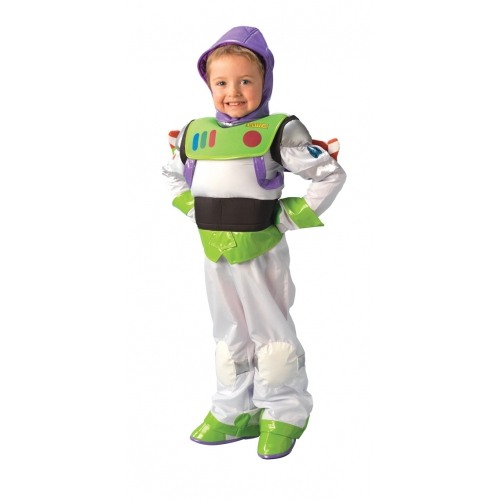 Disney Buzz Lightyear Platinum Child Uk: Age# 5 To 6(years) | Us: 7(years) Costume