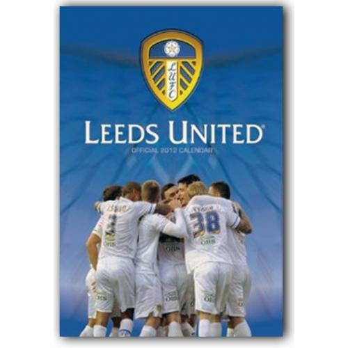 Leeds United 2012 Wall Fc Football Official Calendar
