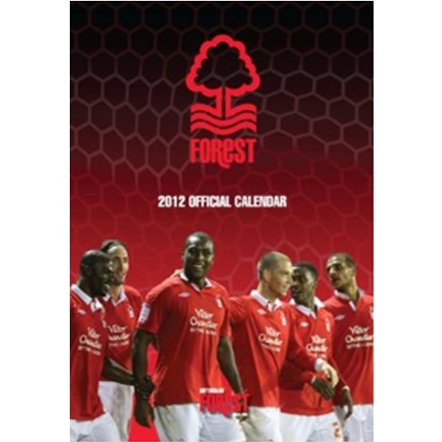 Nottingham Forest 2012 Fc Football Official Calendar