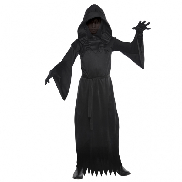 Phantom of Darkness 8-10 Years Costume