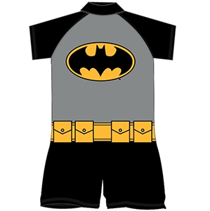 Boys Batman 3-4 Years Sunsafe Swimming Pool