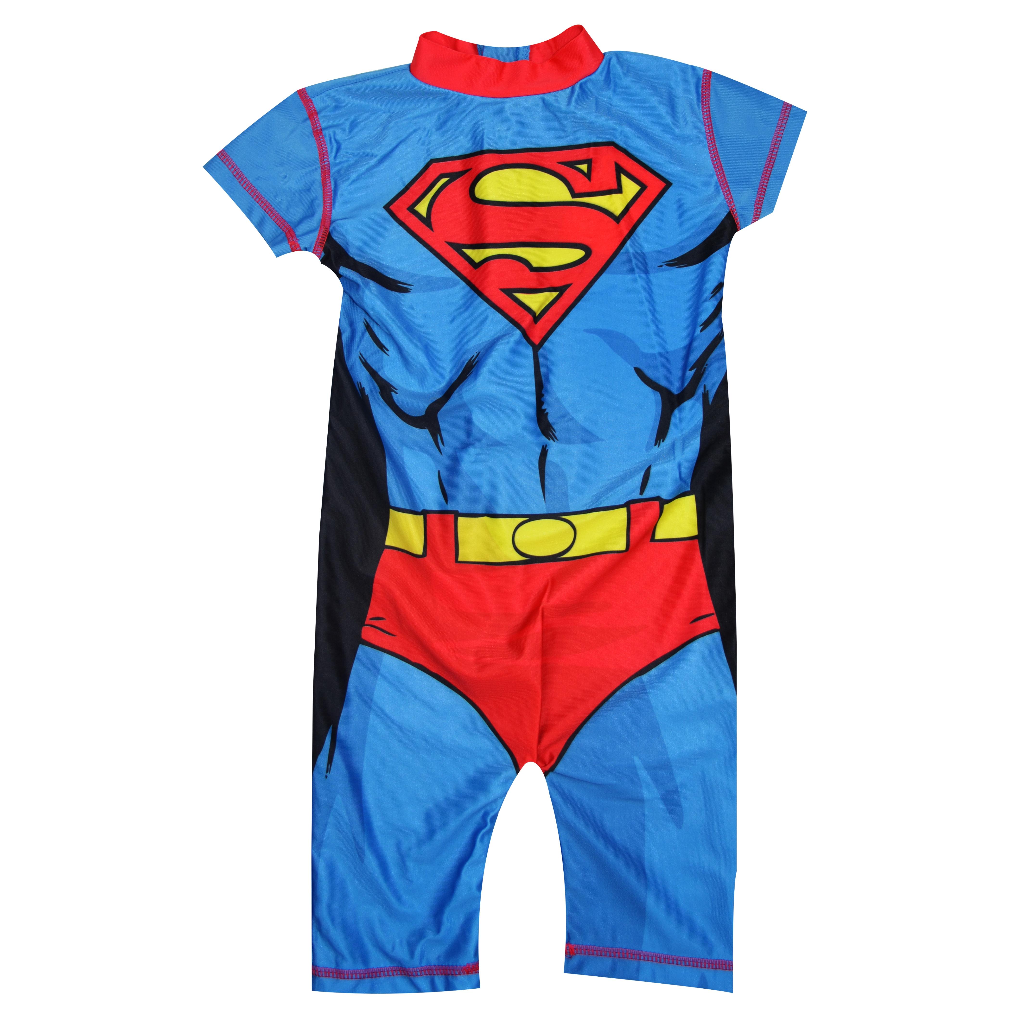 Superman 4-5 Years Swimsuit Swimming Pool