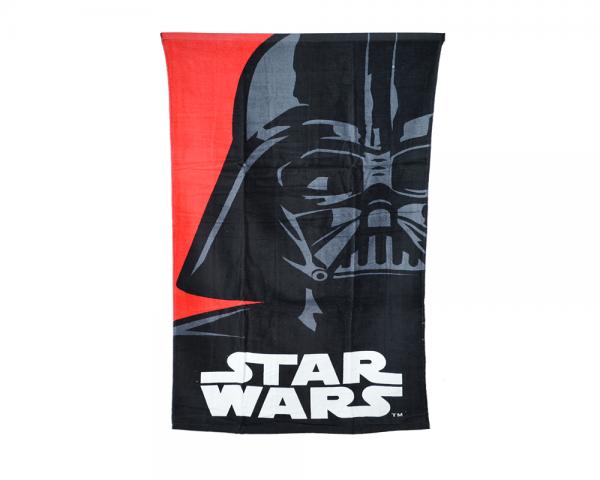 Darth Vader Printed Beach Towel