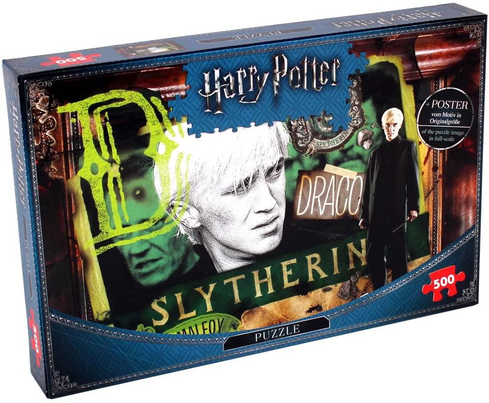 Harry Potter Kids Slytherin 500 Piece Jigsaw Puzzle Game
