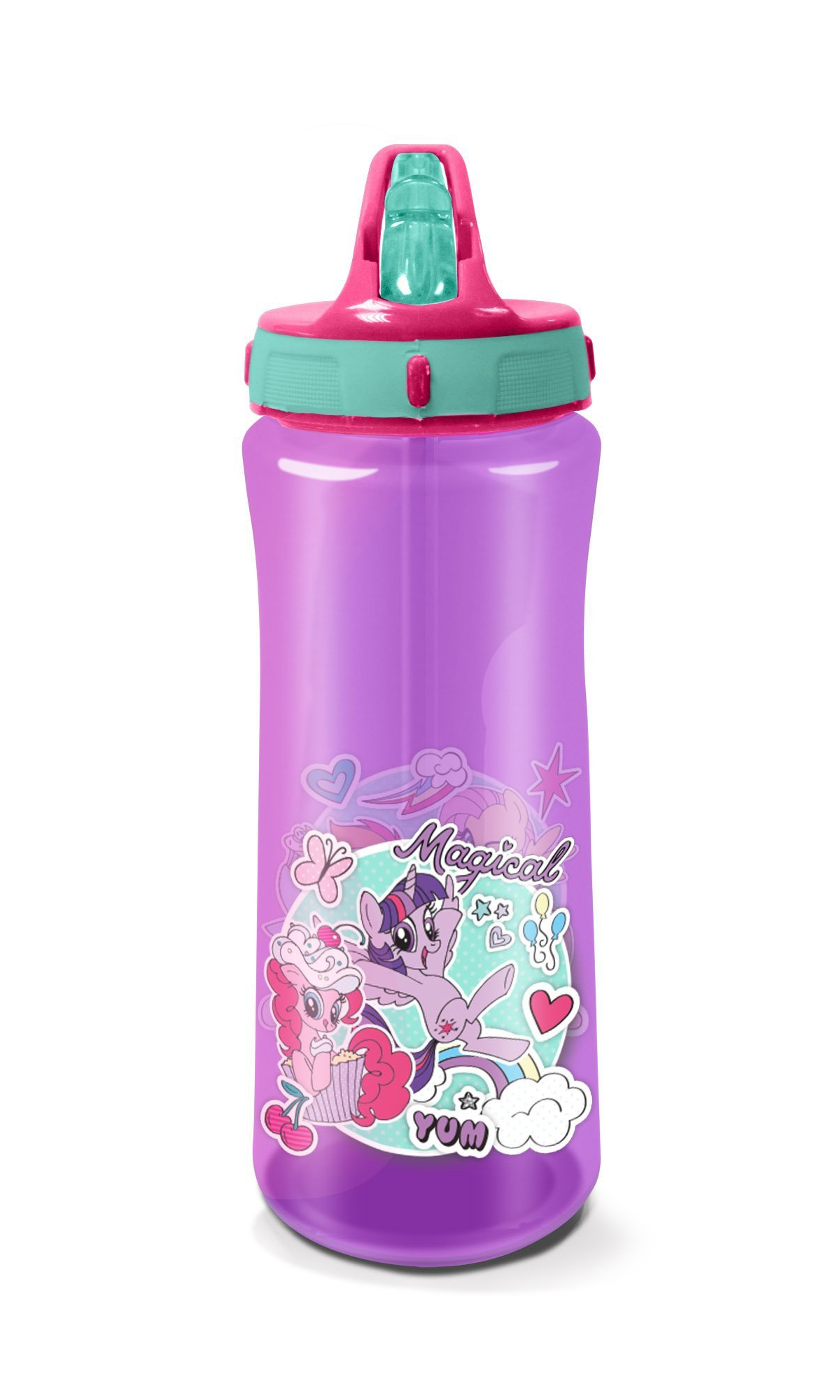 My Little Pony 'Sticker Book' Europa Aruba Bottle