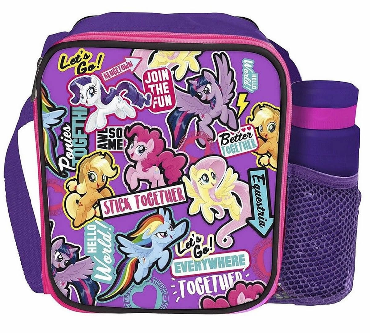 My Little Pony School Premium Lunch Bag Kit