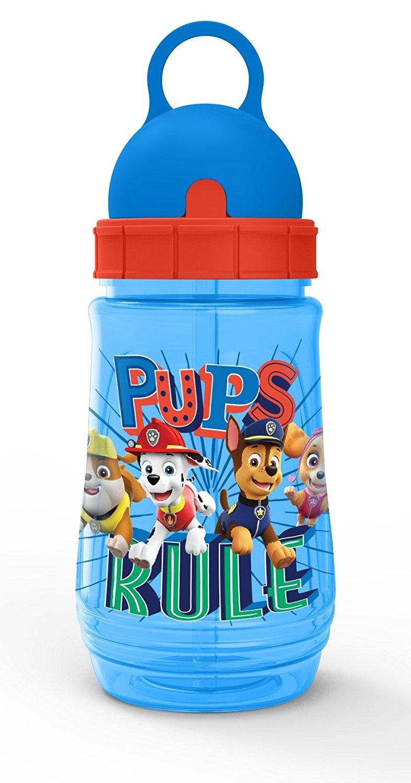 Paw Patrol Pups Rule Blue Drinks Bottle