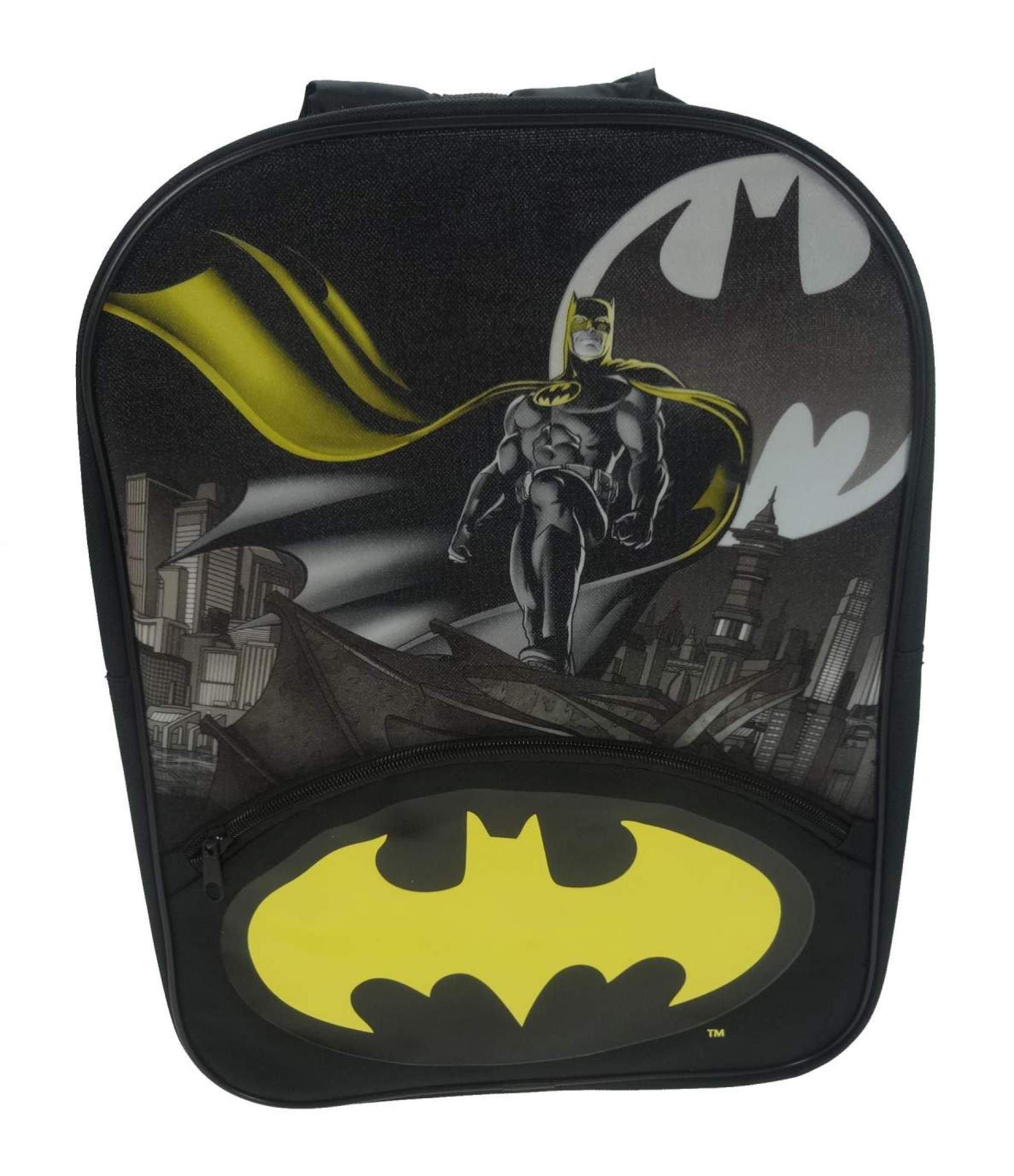 Batman 'Knight Sparkle' School Bag Rucksack Backpack