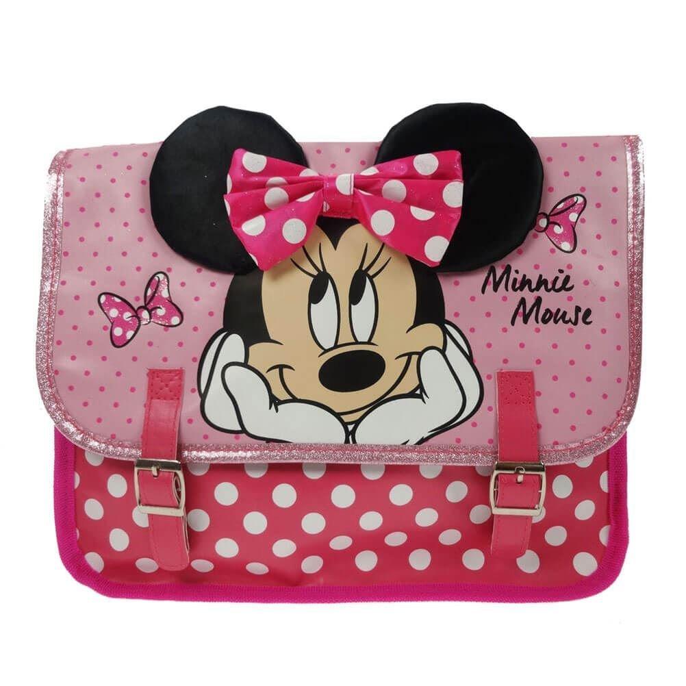 Disney Minnie Mouse School Organizer Bag