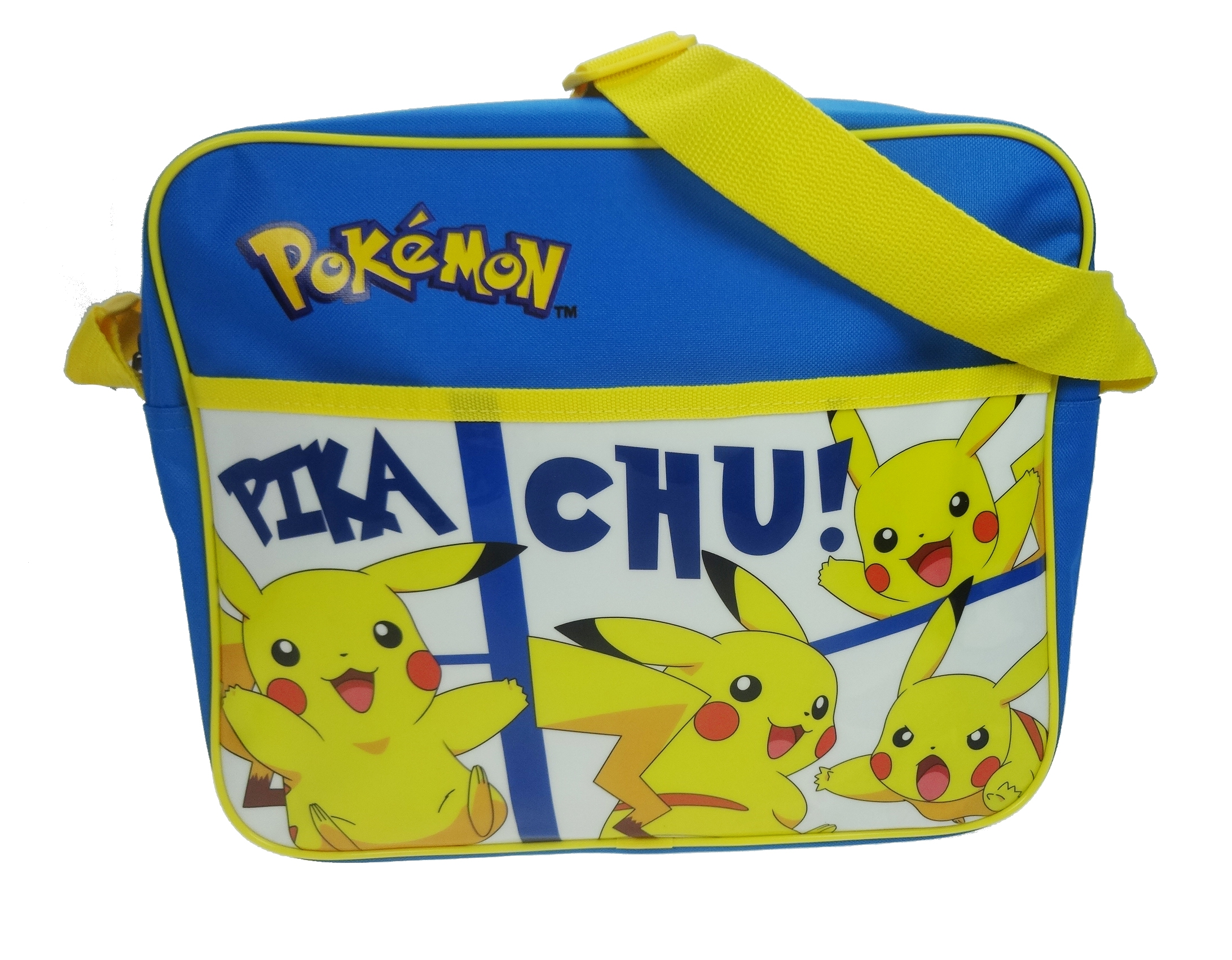 Pokemon 'Pikachu' Courier School Shoulder Bag