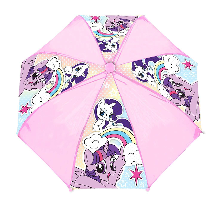 My Little Pony Pink School Rain Brolly Umbrella