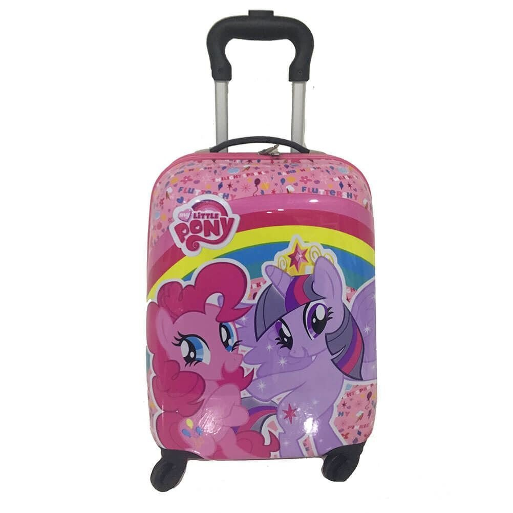 My Little Pony Hard School Luggage Bag