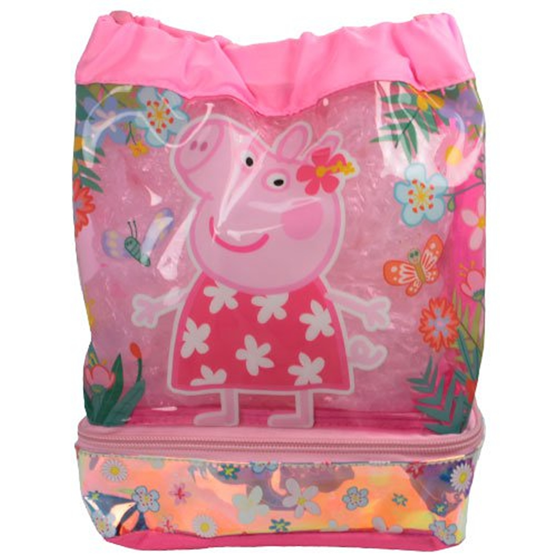 Peppa Pig Beautiful School Swim Bag