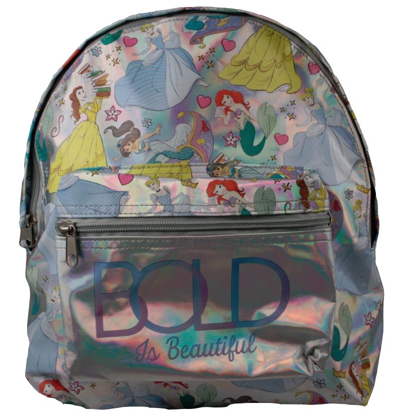 Disney Princess Bold Mini Roxy School Bag Rucksack Backpack