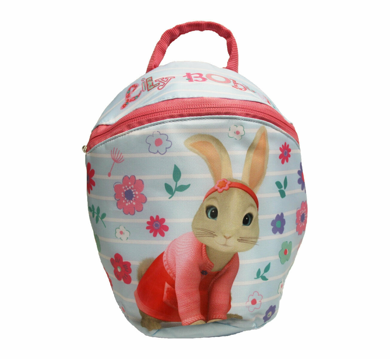Peter Rabbit Girls Toddler Backpack with Reins School Bag Rucksack