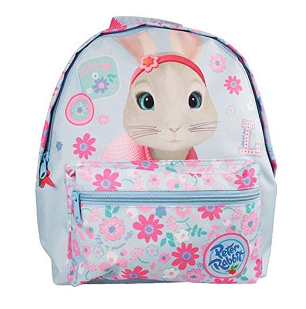 Peter Rabbit Girls Mini Roxy School Bag Rucksack Backpack