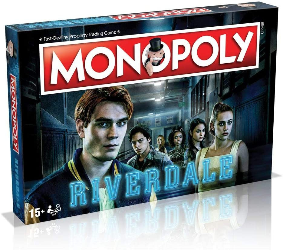 Riverdale Monopoly Board Game