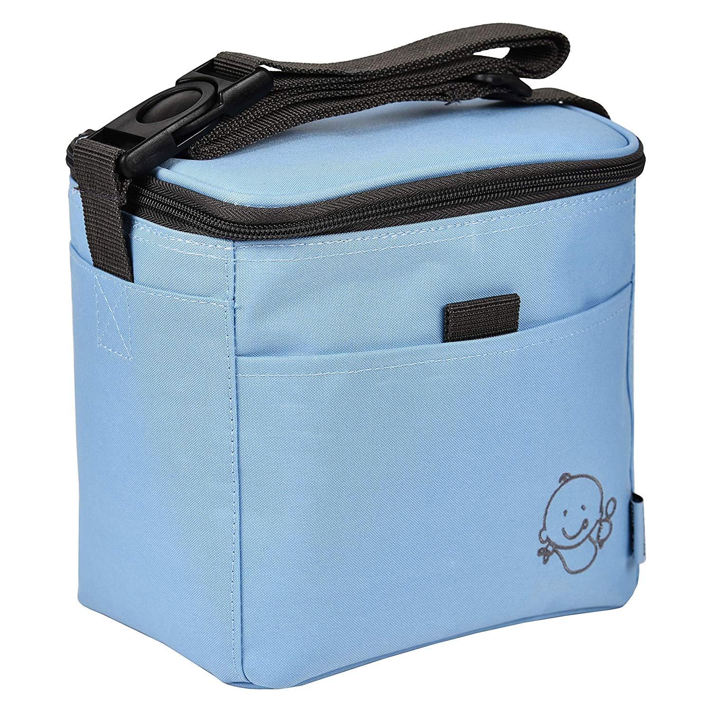 Polar Gear Baby Blue School Premium Lunch Bag Insulated
