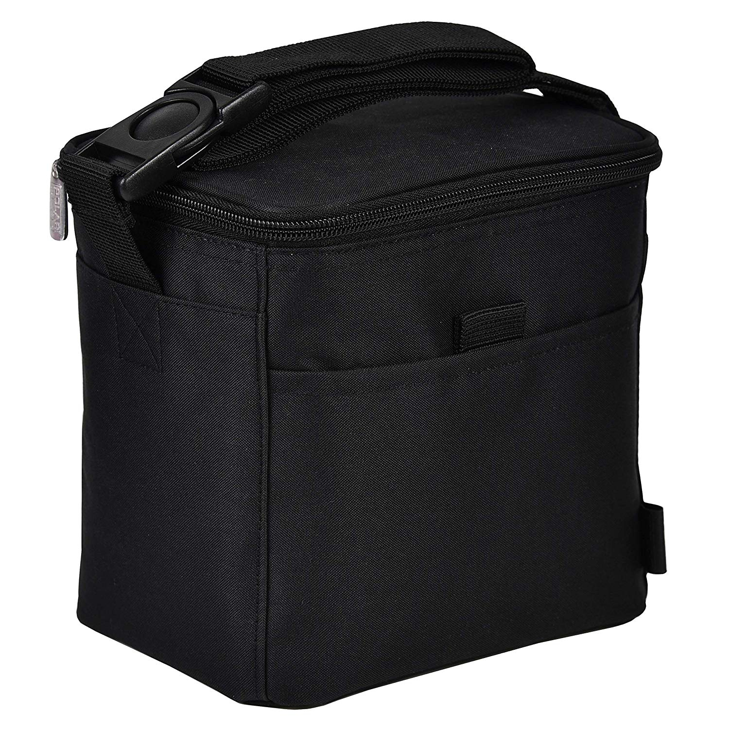 Polar Gear Baby Black School Premium Lunch Bag Insulated