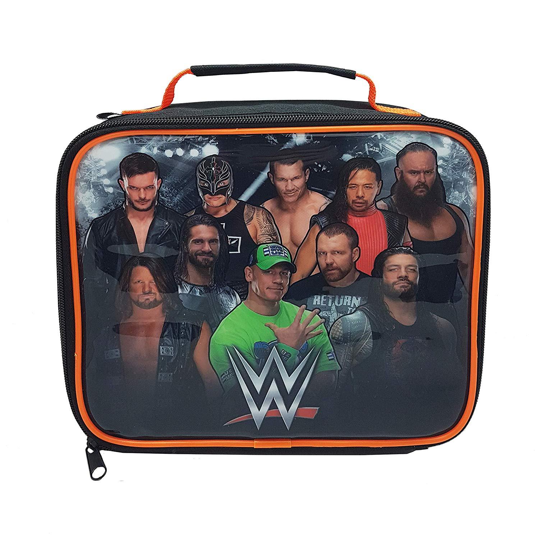 WWE School Premium Lunch Bag Insulated