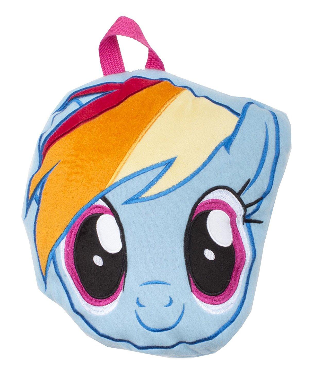 My Little Pony 'Dash' Travel Blanket Rotary Fleece Throw