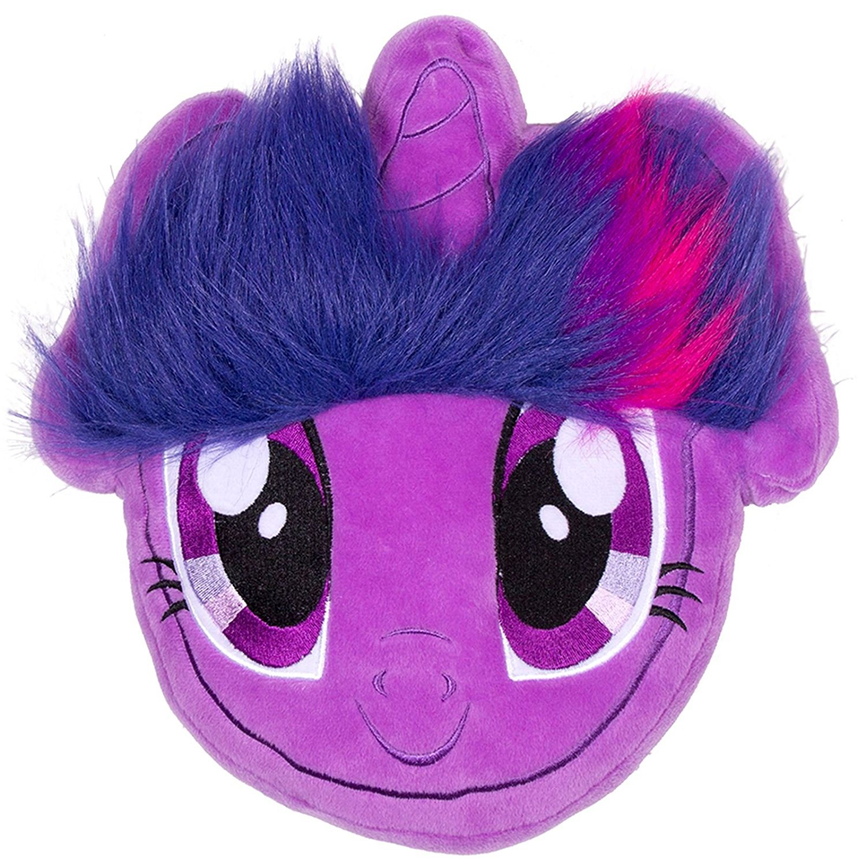 My Little Pony Twilight Sparkle 'Sparkle' Shaped Cushion