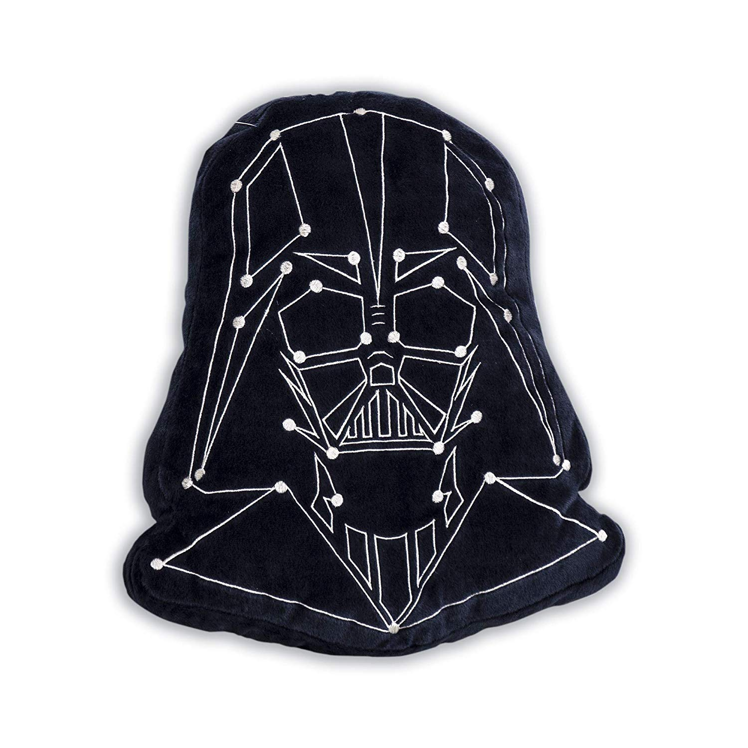 Star Wars Official Darth Vader Design Embroidered Cushion