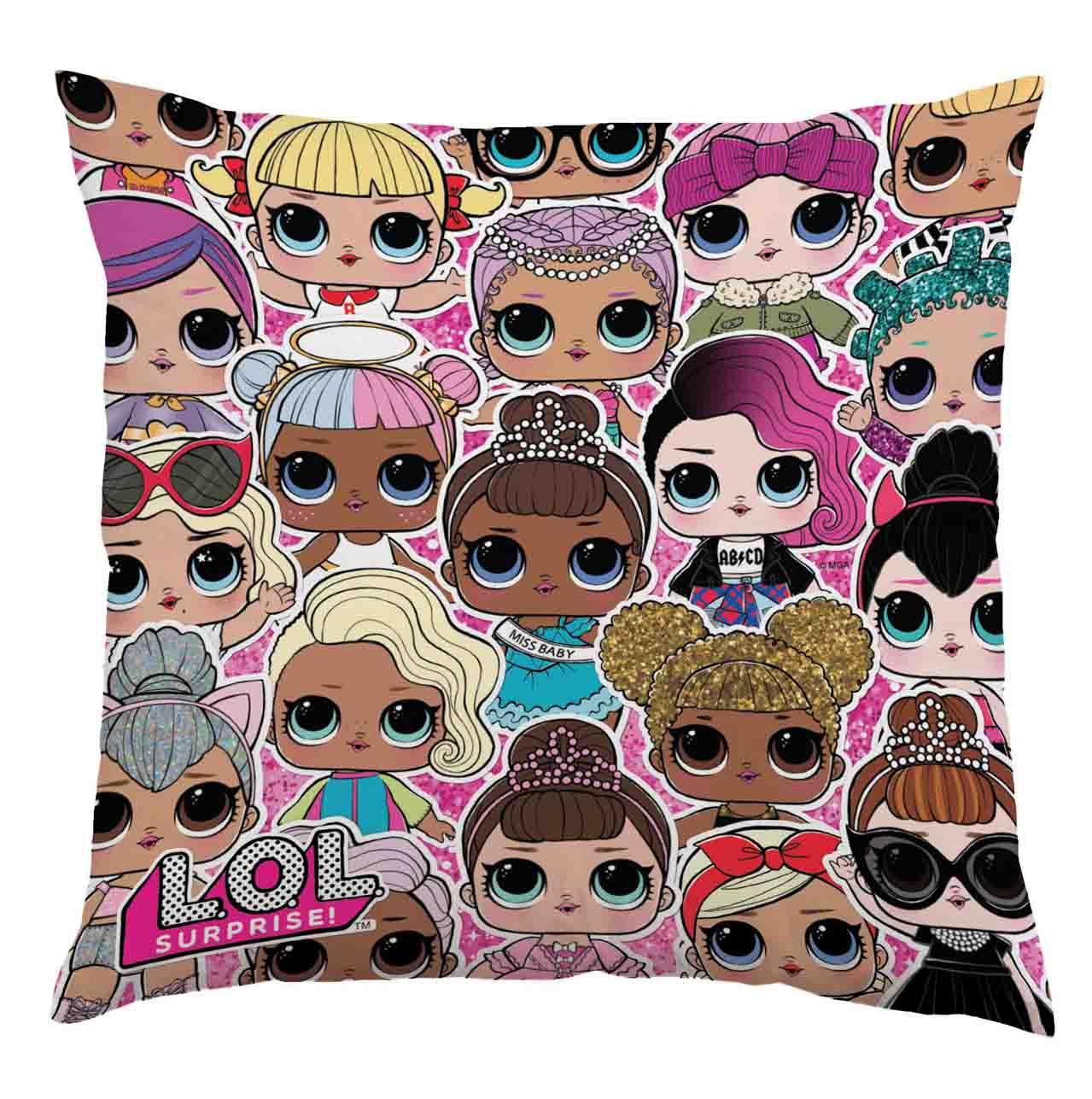 L.o.l. Surprise Printed Cushion