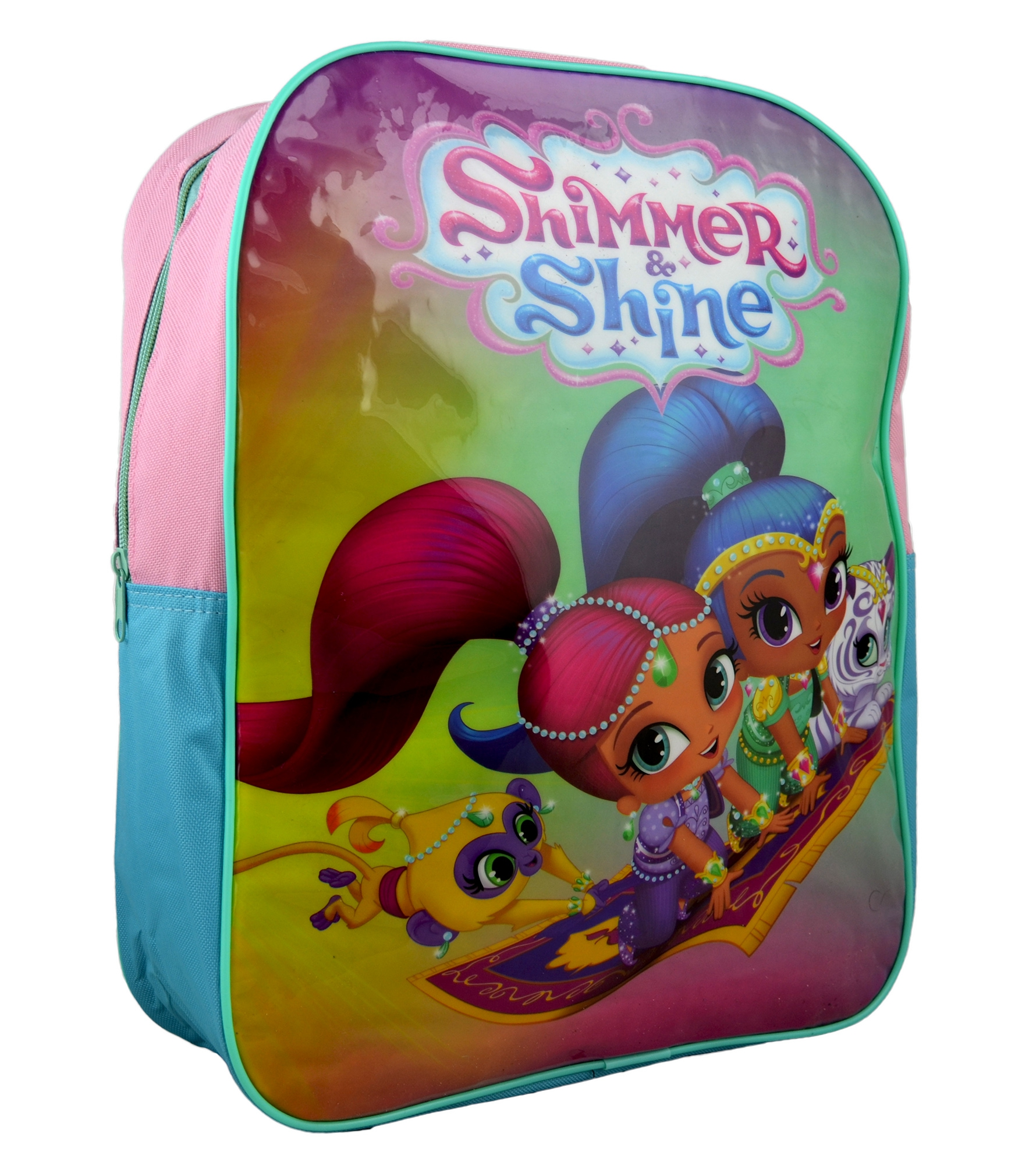 Shimmer & Shine 'Flying' Arch School Bag Rucksack Backpack